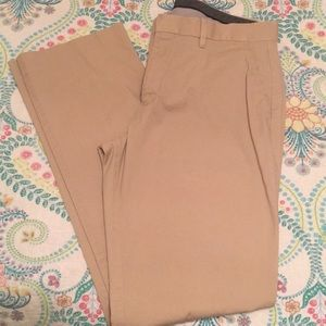 Murano Flat Front Khaki Pants EUC 32x34